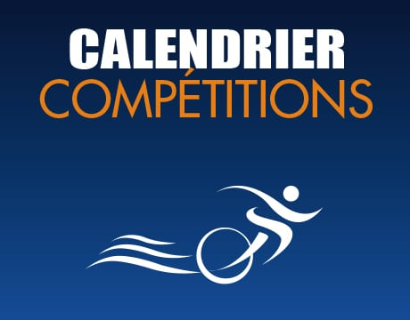Calendrier Competition Besançon Triathlon