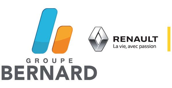 Groupe Bernard Renault Partenaire Bike Run Larnod