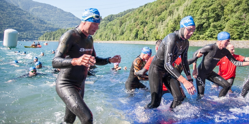 Aiguebelette Triathlon LD Duo 3