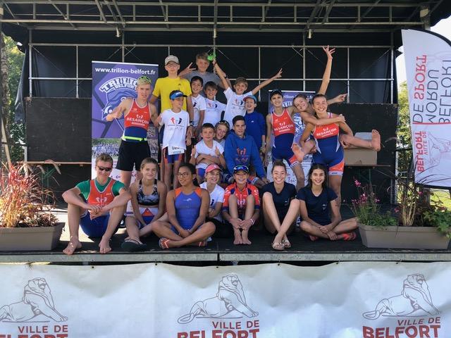 Ecole Triathlon Besançon Triathlon
