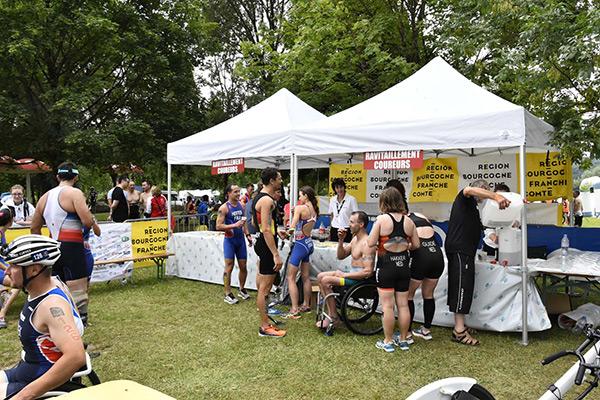 Benevoles Triathlon Vauban 2018