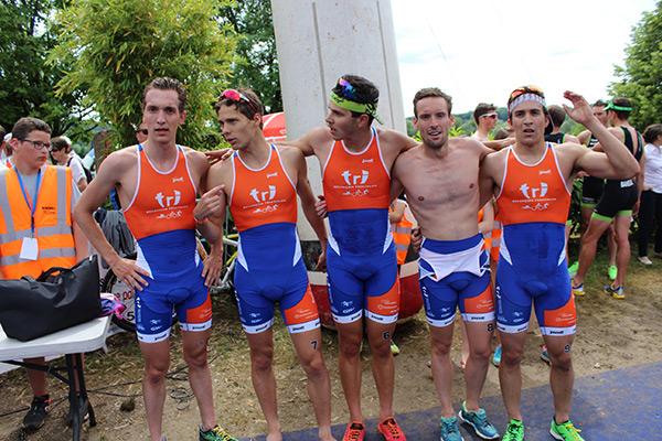 Championnat De France D2 Triathlon Vauban 2017