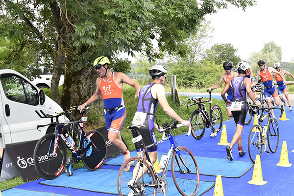 Championnat De France D3 CLM Triathlon Vauban 2018