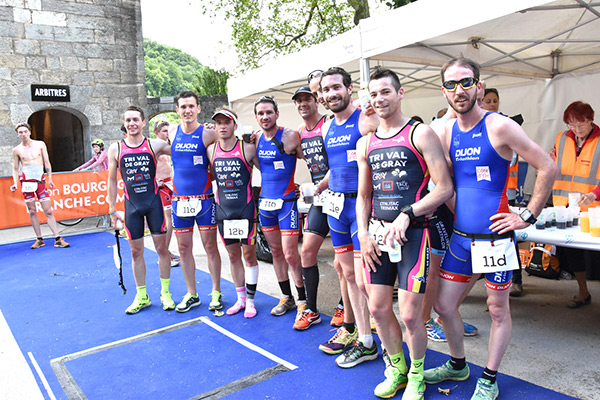 Contre La Montre Open Triathlon Vauban 2016