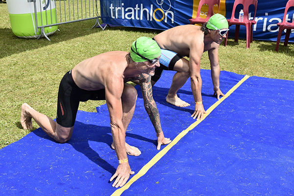 Contre La Montre Open Triathlon Vauban 2017