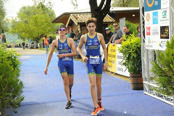 Coures Xs Triathlon Vauban 2017