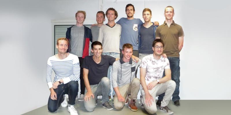 Equipe Elite D2 Besancon Triathlon