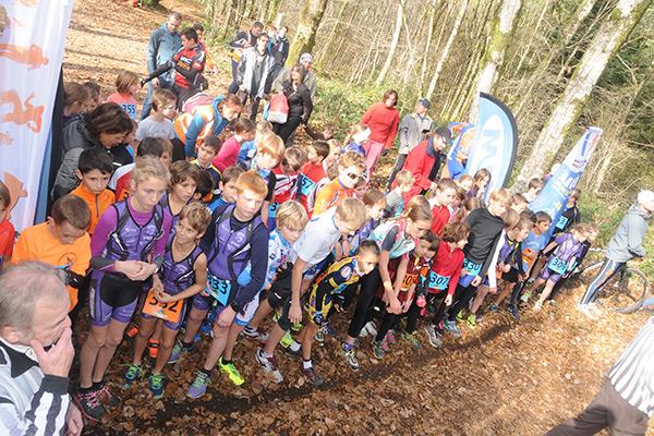 Trail Duathlon Chailluz Enfants 2015