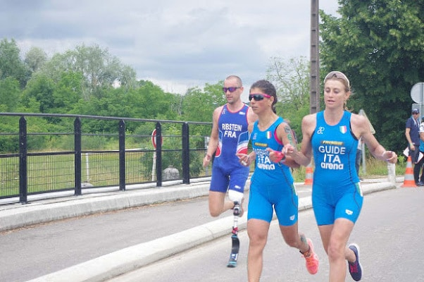 ITU Paratriathlon World Cup Triathlon Vauban 2019