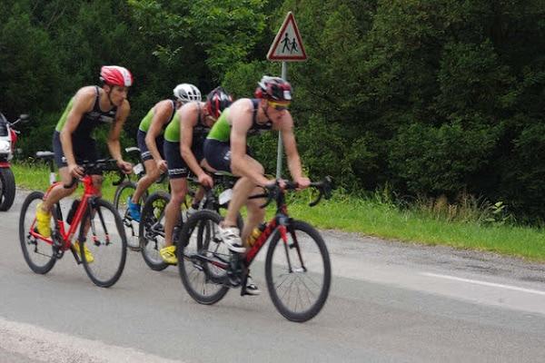 Championnat De France D2 Triathlon Vauban 2019