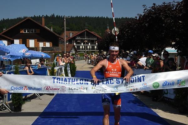 Triathlon Saint Point 2019 Besancon Triathlon