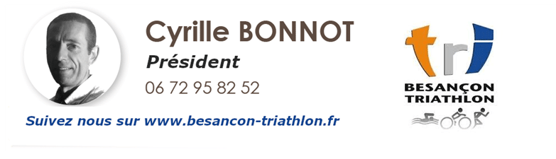 Signature Cyrille BONNOT