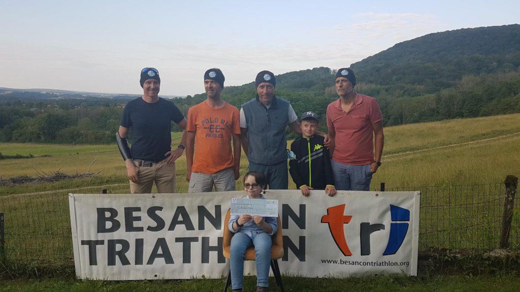 La Team Eth'oile de Cristal Triathlon